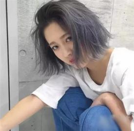 2019染头发流行什么颜色