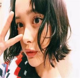 2019流行短发发型女