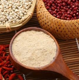 红豆薏米炒熟磨粉的效果更佳 红豆薏米炒熟打粉