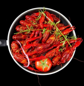 八个食用小龙虾的禁忌
