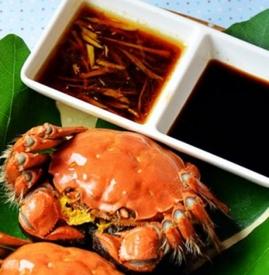 黄酒蒸蟹的做法 黄酒蒸蟹制作方法