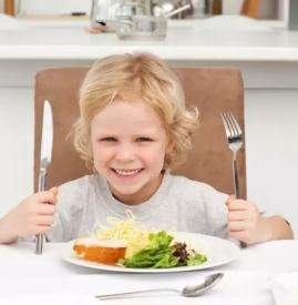 孩子饮食的八大坏习惯