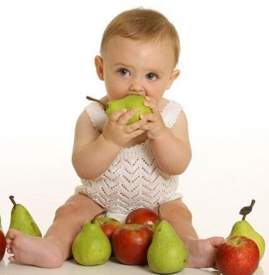 3岁以下的宝宝怎么吃水果