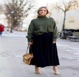毛衣怎么穿显瘦 冬日毛衣显瘦穿搭技巧介绍