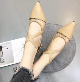 女士单鞋新款平底