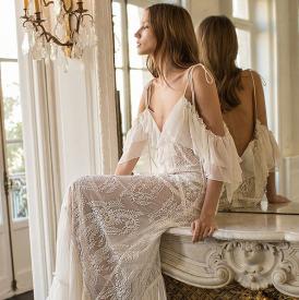 婚纱怎么穿 婚纱如何穿