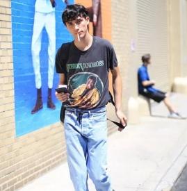 肖像T恤 人像T恤,头像T恤