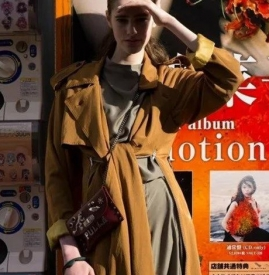女生秋冬大衣怎么穿好看 女生大衣怎么搭配