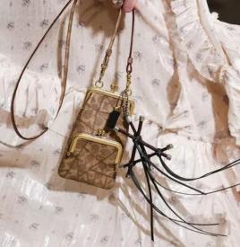 今年流行什么包包款式 冬天女生买什么包包口金包怎么搭配