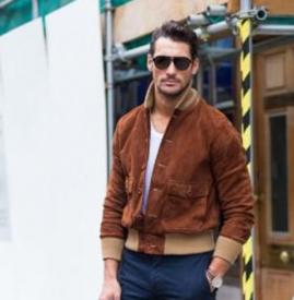 飞行夹克配什么裤子男 男士飞行夹克搭配什么裤子