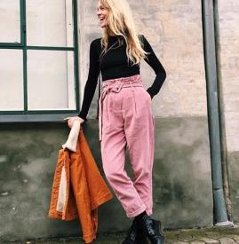 这些时髦值常年在线的裤子,我预计至少能再火个10年