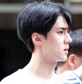 2019男生发型颜色 2019男生流行发色
