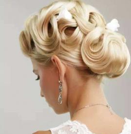 50岁女人的发型图片 50岁女人的发型图片大全