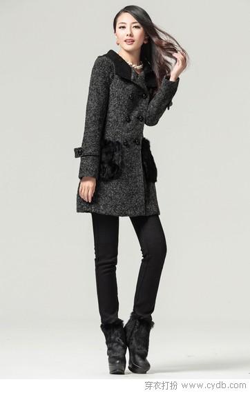 这些毛呢大衣最有品质