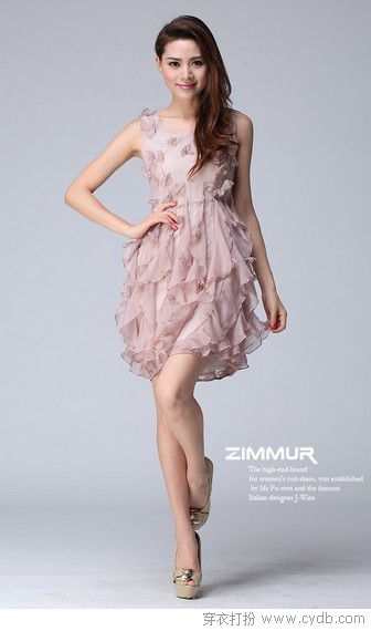 2012流行款甜美系气质裙装