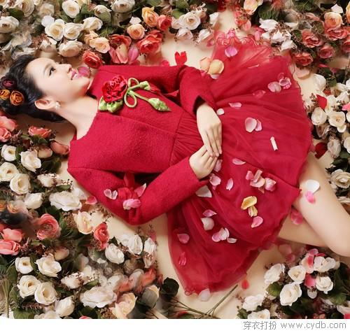 花的姿态 花的眷恋