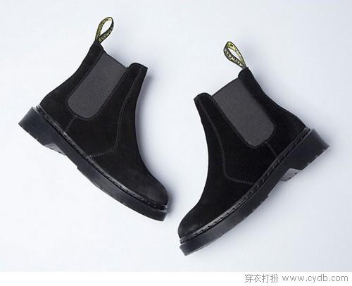 复古新潮,且看短靴为抢眼高挑支招