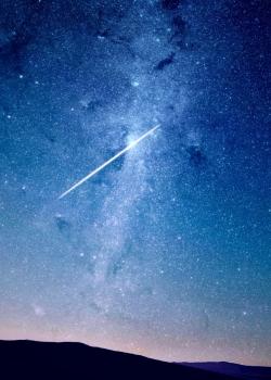 唯美星空美景手机壁纸