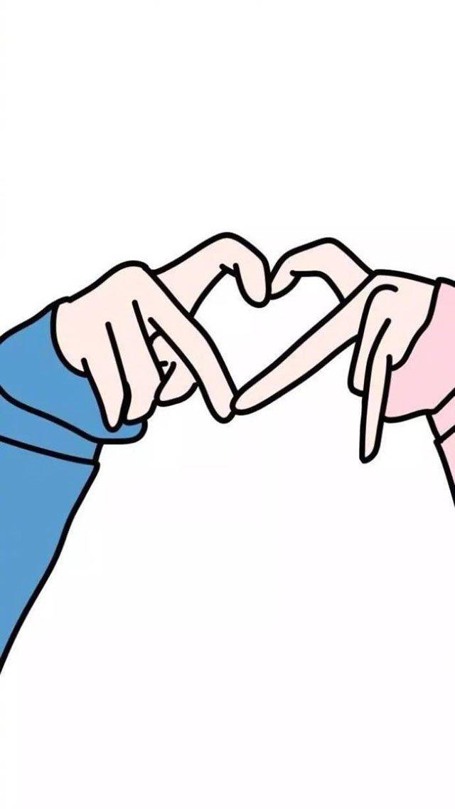 情侣风唯美高清手机壁纸图片