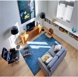 客厅沙发怎么摆 正确的沙发摆放方法