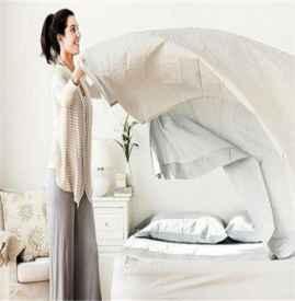 床单发黄清洗窍门