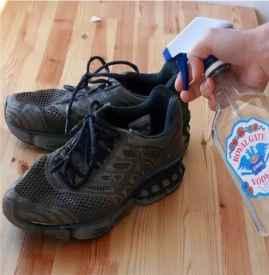 鞋子除臭的方法